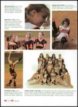 2008 Burkburnett High School Yearbook Page 104 & 105