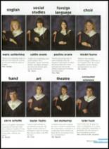 2008 Burkburnett High School Yearbook Page 114 & 115