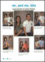 2008 Burkburnett High School Yearbook Page 118 & 119