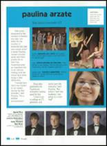 2008 Burkburnett High School Yearbook Page 134 & 135