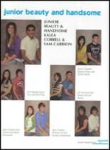 2008 Burkburnett High School Yearbook Page 184 & 185