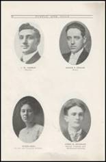 1912 Sullivan High School Yearbook Page 14 & 15