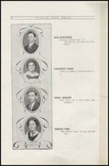 1912 Sullivan High School Yearbook Page 20 & 21