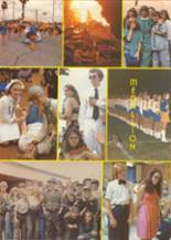1982 Yearbook Monsignor Kelly High School