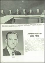 1966 Alvin High School Yearbook Page 16 & 17