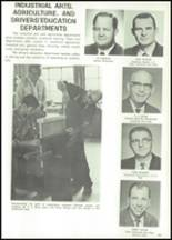 1966 Alvin High School Yearbook Page 18 & 19