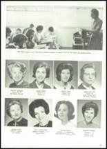1966 Alvin High School Yearbook Page 20 & 21