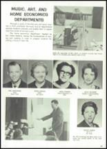 1966 Alvin High School Yearbook Page 22 & 23