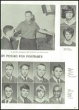 1966 Alvin High School Yearbook Page 32 & 33