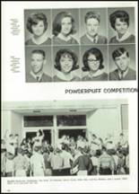 1966 Alvin High School Yearbook Page 34 & 35