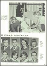 1966 Alvin High School Yearbook Page 36 & 37