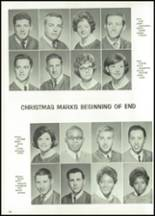 1966 Alvin High School Yearbook Page 38 & 39