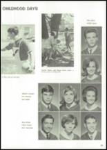 1966 Alvin High School Yearbook Page 42 & 43