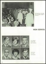 1966 Alvin High School Yearbook Page 46 & 47