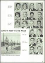 1966 Alvin High School Yearbook Page 48 & 49