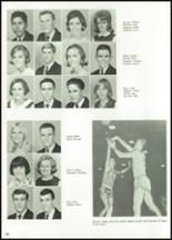 1966 Alvin High School Yearbook Page 54 & 55