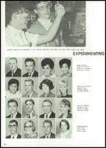 1966 Alvin High School Yearbook Page 58 & 59