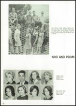 1966 Alvin High School Yearbook Page 60 & 61