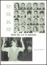 1966 Alvin High School Yearbook Page 64 & 65