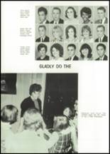 1966 Alvin High School Yearbook Page 70 & 71