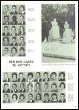 1966 Alvin High School Yearbook Page 74 & 75