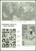 1966 Alvin High School Yearbook Page 76 & 77