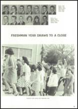 1966 Alvin High School Yearbook Page 84 & 85