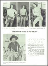 1966 Alvin High School Yearbook Page 90 & 91