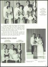 1966 Alvin High School Yearbook Page 96 & 97