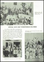 1966 Alvin High School Yearbook Page 104 & 105