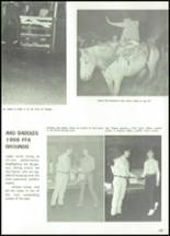 1966 Alvin High School Yearbook Page 110 & 111