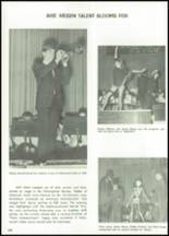 1966 Alvin High School Yearbook Page 112 & 113