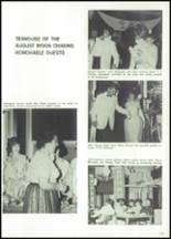 1966 Alvin High School Yearbook Page 114 & 115