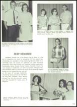 1966 Alvin High School Yearbook Page 116 & 117