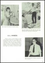 1966 Alvin High School Yearbook Page 118 & 119