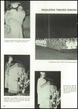 1966 Alvin High School Yearbook Page 124 & 125