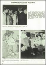 1966 Alvin High School Yearbook Page 128 & 129
