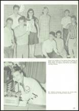 1966 Alvin High School Yearbook Page 130 & 131