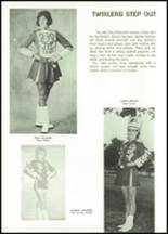 1966 Alvin High School Yearbook Page 132 & 133