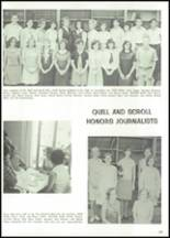 1966 Alvin High School Yearbook Page 142 & 143