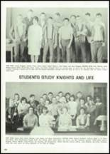 1966 Alvin High School Yearbook Page 154 & 155