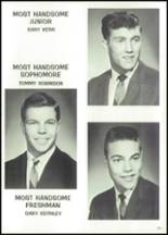 1966 Alvin High School Yearbook Page 174 & 175