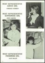1966 Alvin High School Yearbook Page 176 & 177