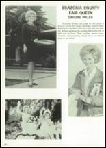 1966 Alvin High School Yearbook Page 178 & 179