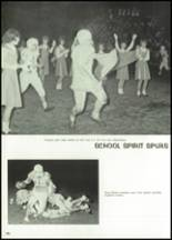 1966 Alvin High School Yearbook Page 186 & 187
