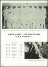 1966 Alvin High School Yearbook Page 198 & 199