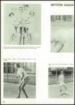 1966 Alvin High School Yearbook Page 208 & 209