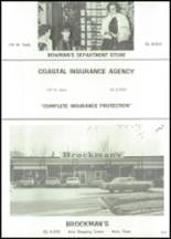 1966 Alvin High School Yearbook Page 222 & 223