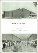 1966 Alvin High School Yearbook Page 224 & 225