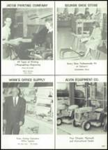 1966 Alvin High School Yearbook Page 232 & 233